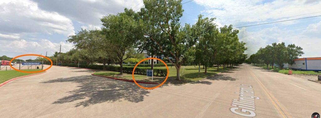 Our Training Class Location - 1474 Gillingham Lane Sugar Land, Texas 77478